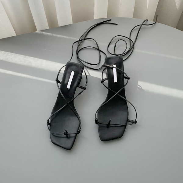 피팅슈즈 SALE piano-sandal