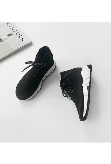 slim high-sneakers